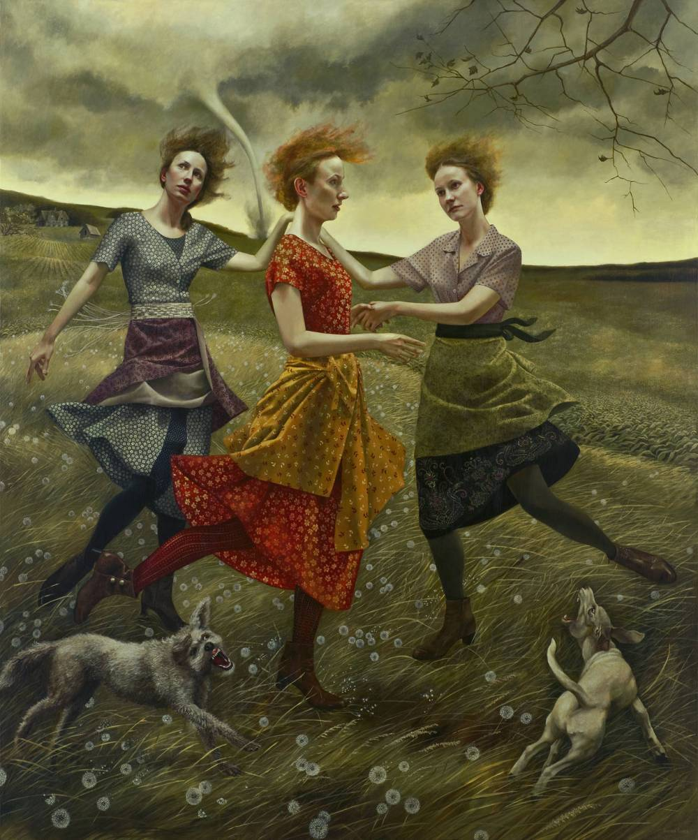 Andrea Kowch Paintings 38458