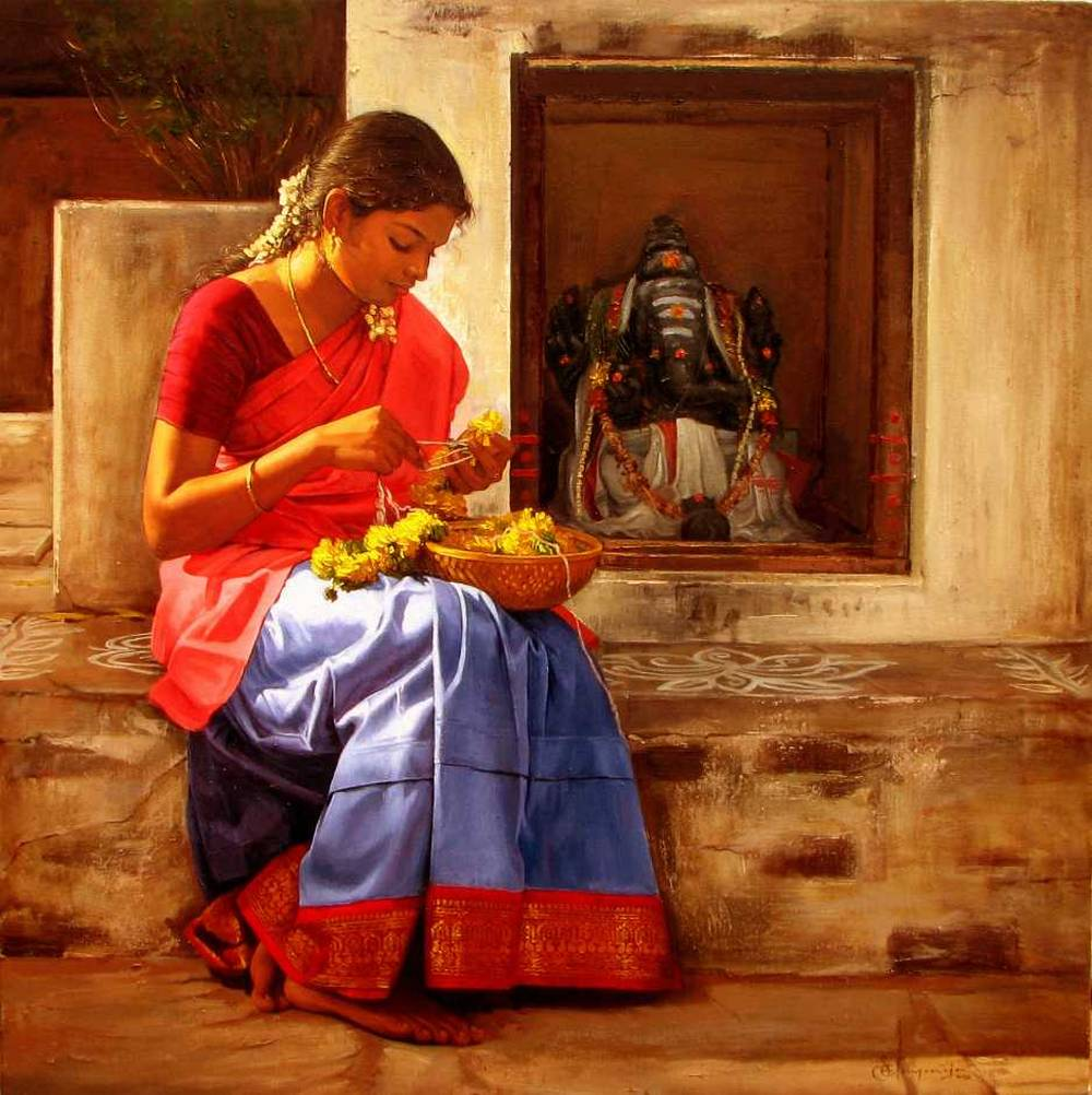 S. ELAYARAJA Paintings 234