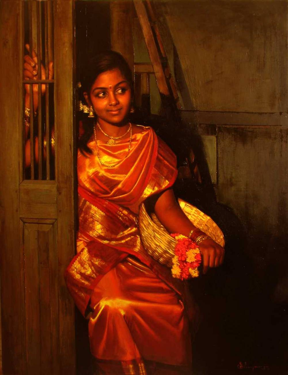 S. ELAYARAJA Paintings 945