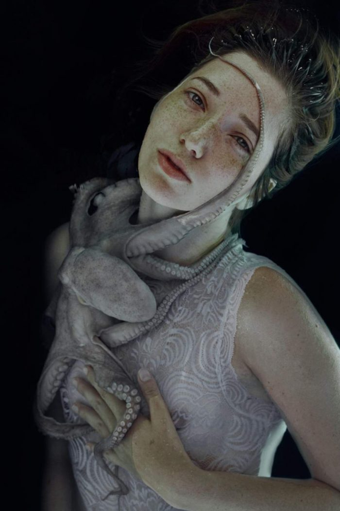 The Surreal Photography Of Marta Bevacqua — Artistically Sensual, Exotic And Beautiful