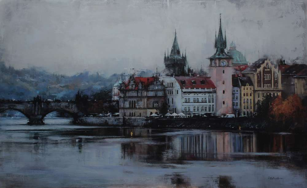 lindsey-kustusch-paintings_towers-of-mala-strana