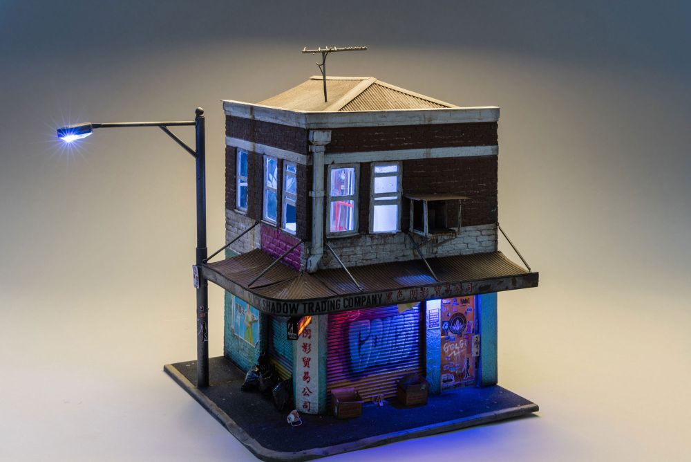 Joshua Smith-Miniature-BSTC 111