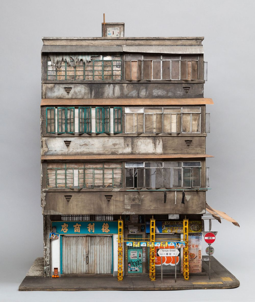Joshua Smith-Miniature-Temple Street 111