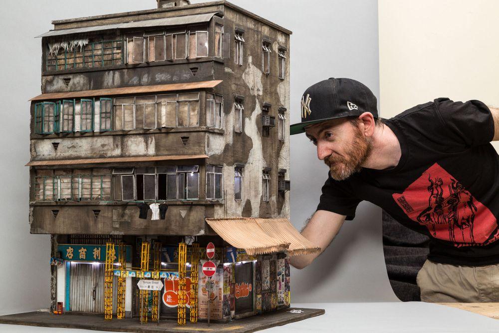 Joshua Smith-Miniature-Temple Street 155