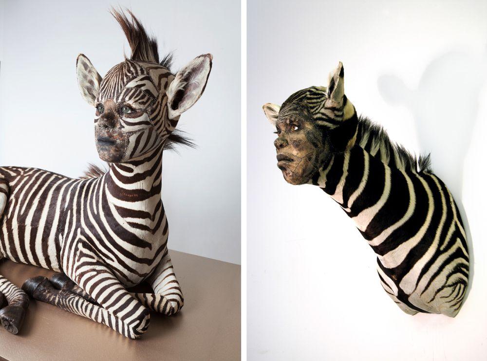 Kate Clark Sculpture - 1245
