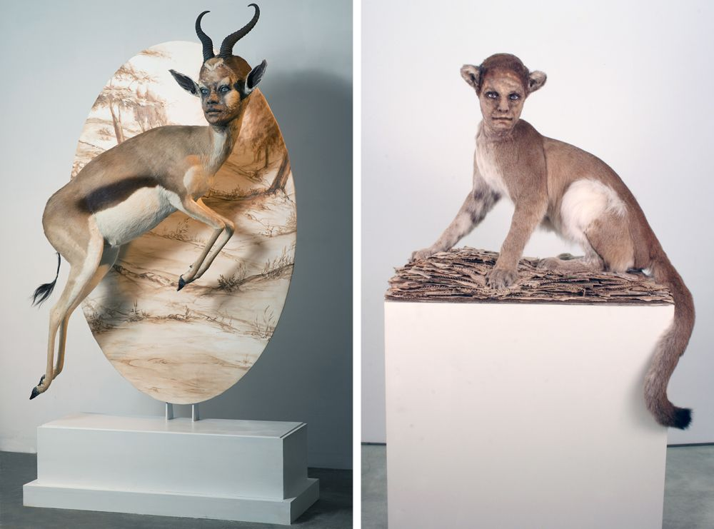 Kate Clark Sculpture - 4589